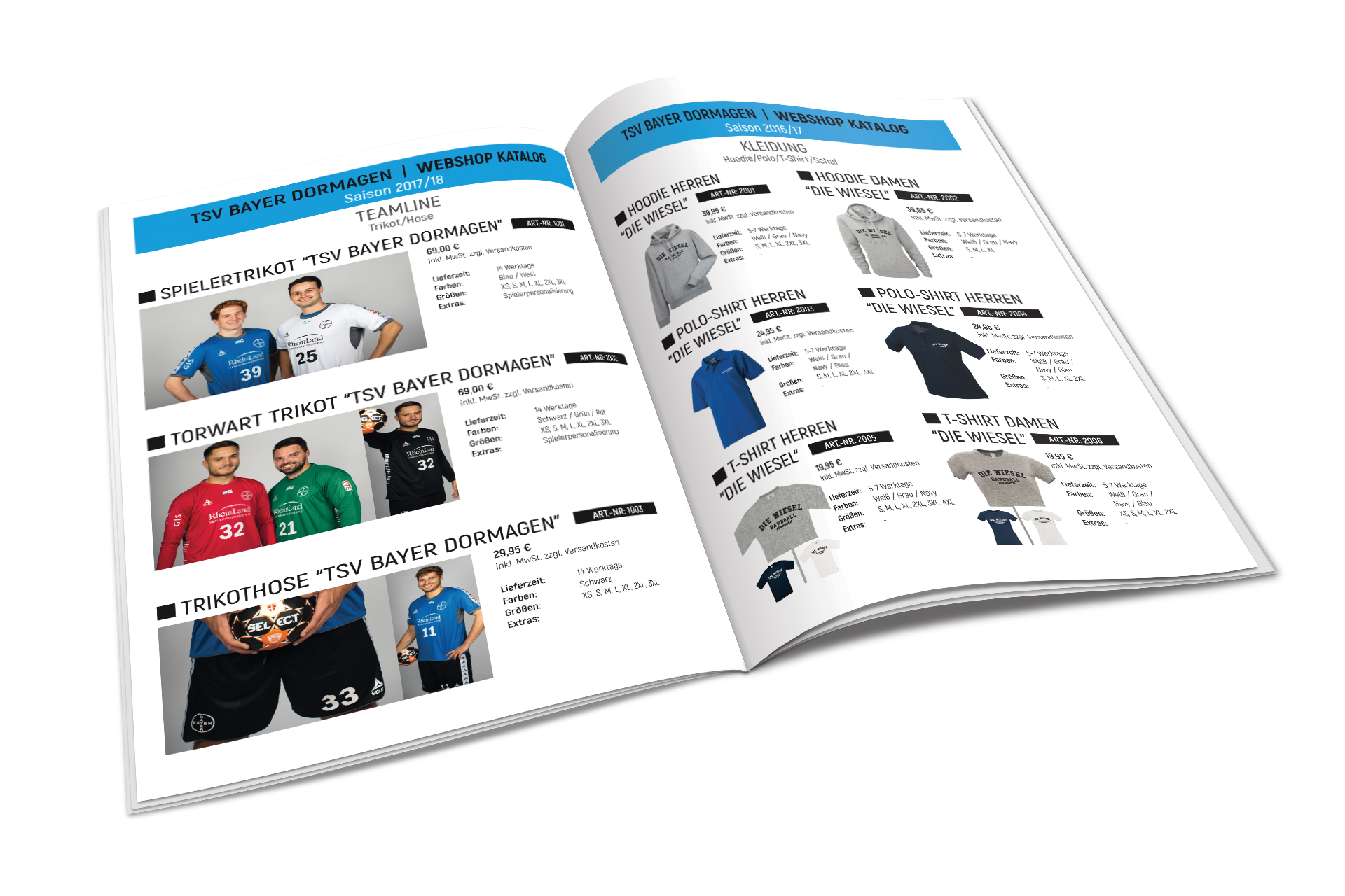 TSV Webshot Katalog Mockup Open Lying
